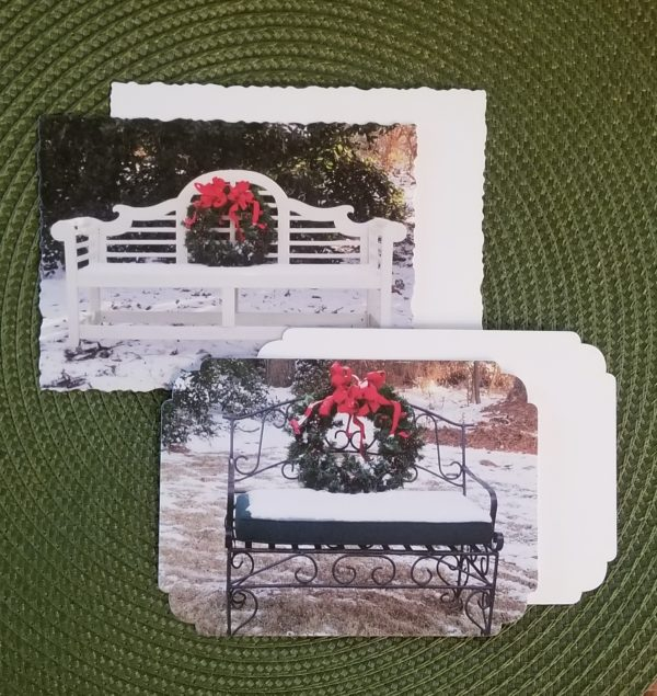 Harris Garden Cards- Holiday