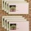 Sedum planter gift tags- Harris Garden Cards